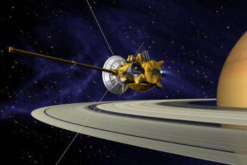 La sonda Cassini